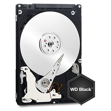 Hardisk Wd Black wd black 1tb performance mobile disk drive 7200 rpm sata 6 gb s 32mb cache 9 5 mm 2 5