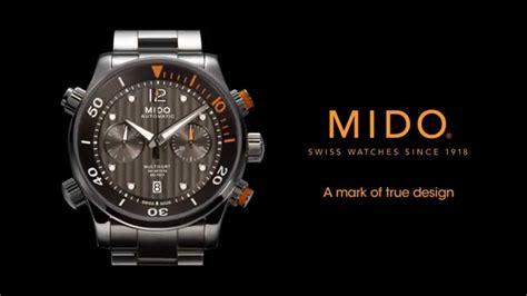 Mido Multifort Automatic Diver M0059303705000 multifort diver calibre 60