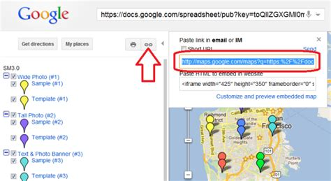 Google Images Link | mapping from a google spreadsheet google earth outreach