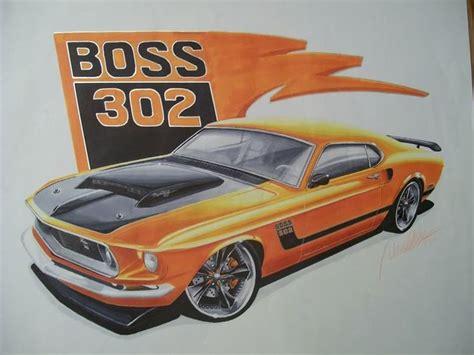Chip Foose Drawings Gallery