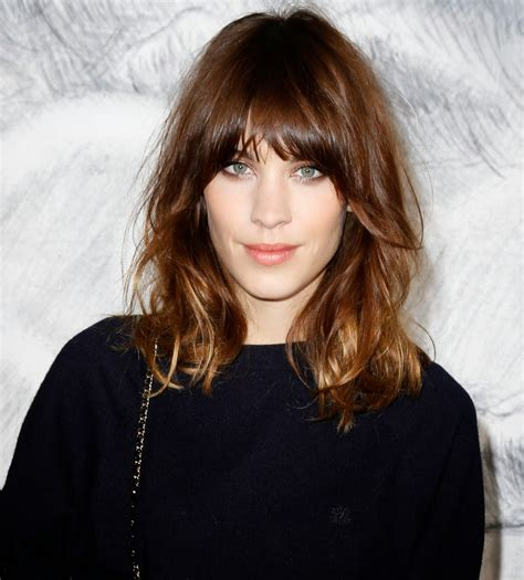 Hairstyles With Hair by 25 Best Hairstyles With Bangs 2017 Pretty Bangs Hairstyles