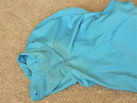 how to remove sweat stains from colored shirts 1000 ideas about underarm stains on underarm