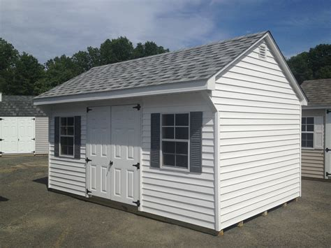 Vinyl Outdoor Sheds by How To Build A Level Base For A Shed Vinyl Storage Sheds