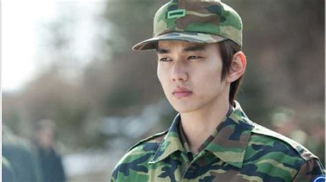lee seung gi military rank kpop news yoo seung ho to join military after i miss