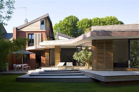 : Maison contemporaine bords de Marne Agence EA Paris
