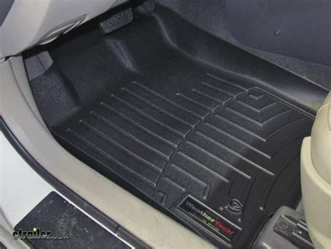 Ford Fusion Floor Mats by 2012 Ford Fusion Floor Mats Weathertech