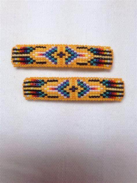 bead barrettes 537 best beading barette images on barrette