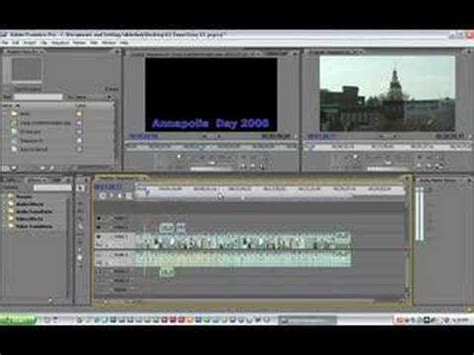 adobe premiere pro xdcam plugin adobe premiere pro cs3 intro to sony xdcam part 3 of 3