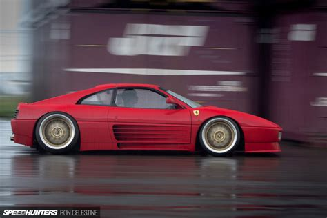 slammed ferrari how to slam a ferrari speedhunters