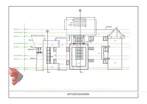 drawing plans bunglow design 3d architectural rendering services 3d