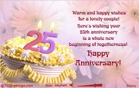 25th wedding anniversary quotes for friends image quotes at hippoquotes