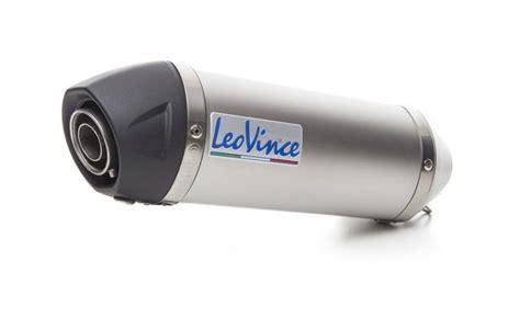 Auspuff Motorrad Leovince by Leovince Lv One Evo Ii Slip On Exhaust Honda Cbr600rr 2007