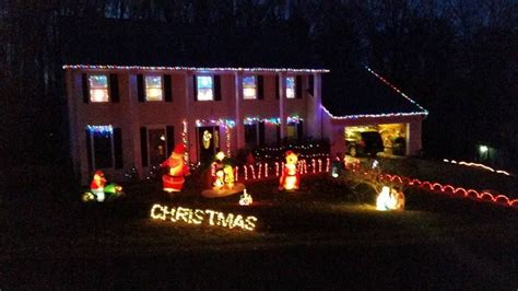 northern virginia s best homespun christmas lights