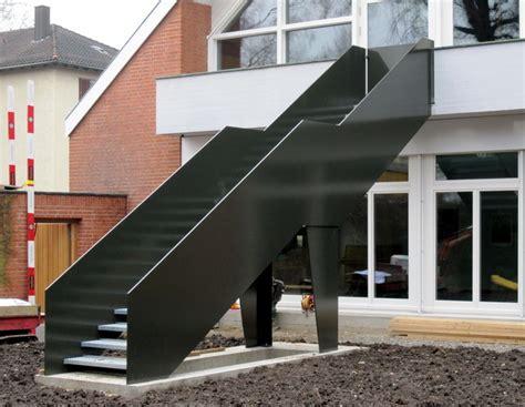 Metall Haustüren by Au 223 En Idee Stahltreppe