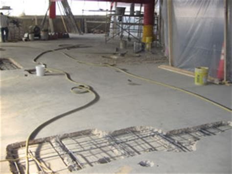 How To Repair Garage Floor Concrete by Need Help W Concrete Protection In Maryland Dc Or