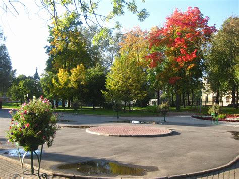 City Gardens by File City Garden Kolpino Autumn Jpg Wikimedia Commons