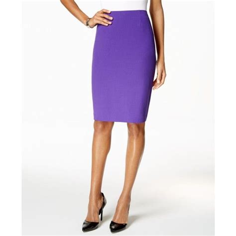 1000 ideas about purple pencil skirts on