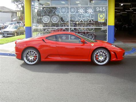 chrome f430 f430 with 20 quot modulare m6 wheels in chrome australia
