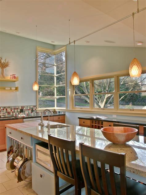 Hanging Kitchen Island Lighting Hanging Lights Island In Kitchen