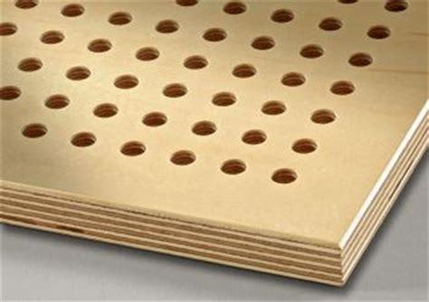 hdf lochplatte akustibohr lochplatten f 252 r den akustisch wirksamen