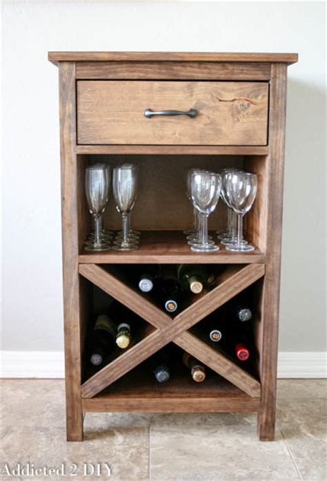 diy wine cabinet plans diy wine cabinet with printable plans addicted 2 diy