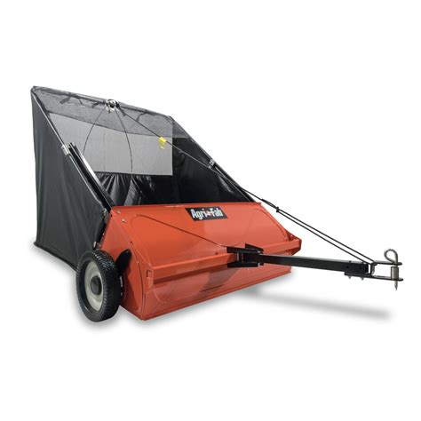 shop agri fab 42 in lawn sweeper at lowes