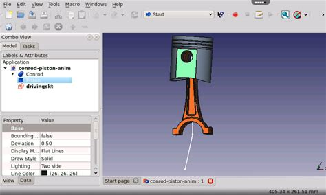 tutorial c stl freecad parametric modeling application 3d cad modeler