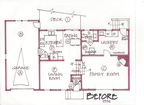 Arbor Homes Floor Plans by Taking On The Challenges Of Remodeling A Split Level Home