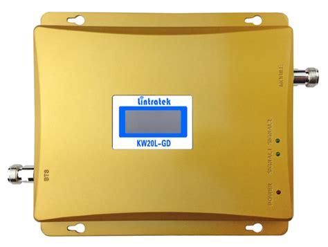 lcd display dual band repeater gsm  dcs  cell
