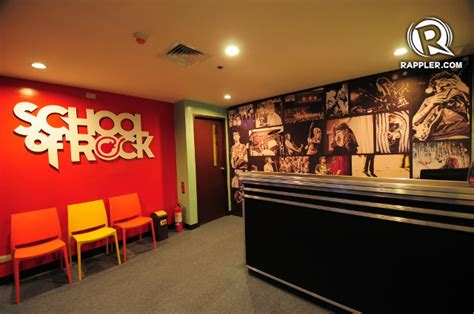 Tshirt Imbong rockin in the school of rock
