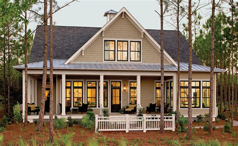 Southern Living Cabin House Plans by Display