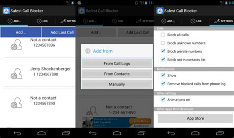 best android call blocker how to block calls and texts on an android phone phandroid