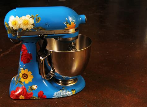 How to Give Your KitchenAid Mixer a Makeover   L.A. Weekly
