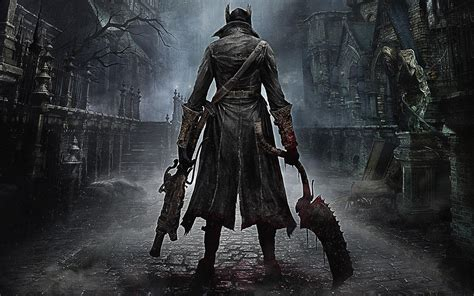game wallpaper in hd bloodborne ps4 game wallpapers hd wallpapers id 13564