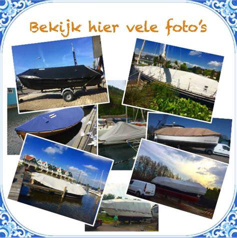 dekzeil boot bootzeil blog foto s van onze dekzeilen op open boten