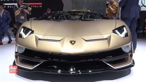 lamborghini aventador svj roadster youtube 2020 lamborghini aventador svj roadster exterior and interior 2019 geneva motor show youtube