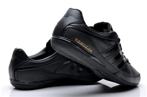 trend new adidas originals porsche typ 64 casual shoes in black w52f1055 new arrival best sale