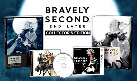 Region Us Bravely Second End Layer Collectors Edition 3ds pre order bravely second end layer collector s edition