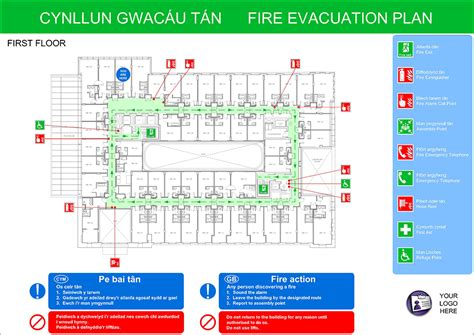 evacuation plan template nsw evacuation plan templates evacuation diagram sle