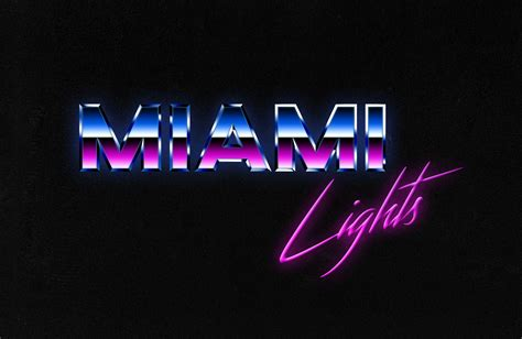 80s typography tutorial 80s text effect photoshop experiment by dunkindougnuts