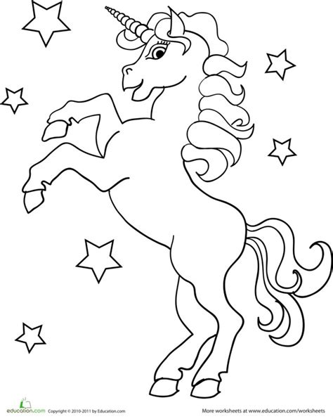 Fat Unicorn Colouring Pages Page 2 162880 First Grade Coloring Pages For 1st Graders