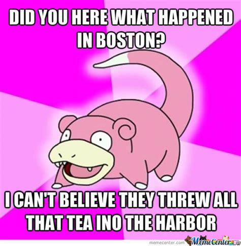 Tea Party Memes - boston tea party by geminibaum29 meme center