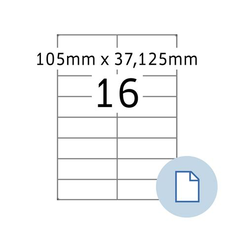 Word Vorlage Etiketten 105 X 37 Herma Blattetiketten A4 8416 Papier Wei 223 105x37 1 Mm 500 Blatt 8 000 Etiketten