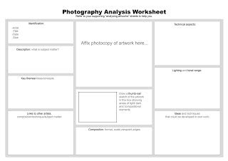 2 1 Photography Domestic Cloth Photography Analysis Template Fas 13 Analysis Template