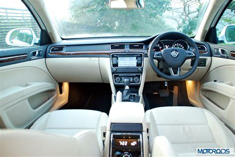 car picker skoda superb interior images