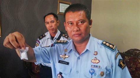 Paketan Bro Eka Aceh puluhan paket sabu gagal masuk lapas teluk dalam tribunnews