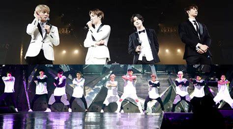exo in jakarta fans girang konser exo dan shinee tayang di tv