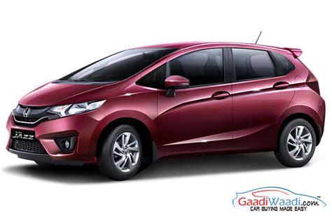 Wiper Hybrid Premium Honda New Jazz 1 Set 26 14 2018 honda jazz to get revised front fascia inspired by