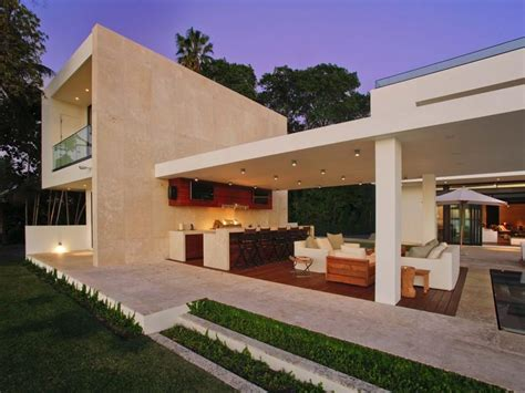 a superb modern home in miami florida