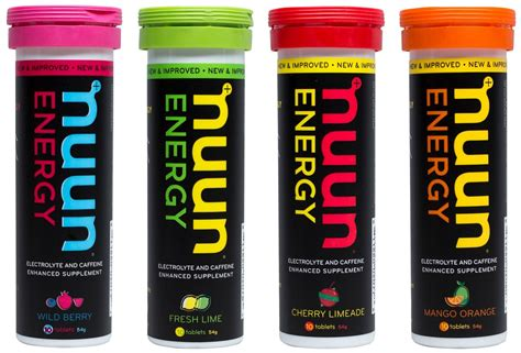 energy drink flavors nuun energy drink 4 great flavors clifton 3 running s1
